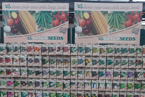 Image of Seeds at Youngs Nurseries